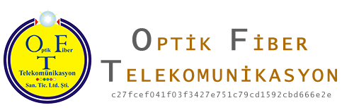 OFT - Optik Fiber Telekomünikasyon